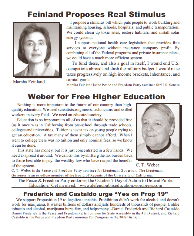 October 2010 newsletter page 3