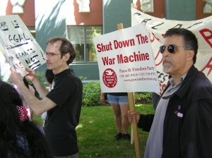 May Day, Sacramento, 2008